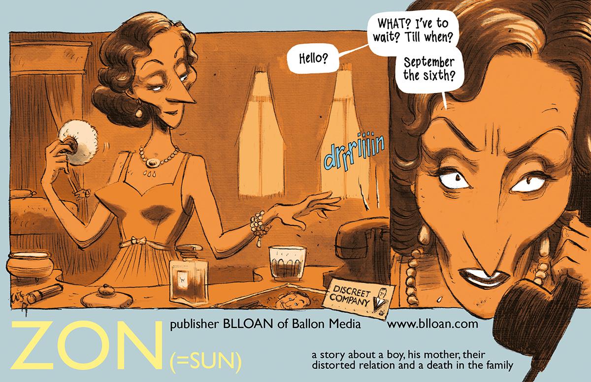 ZON (=SUN)