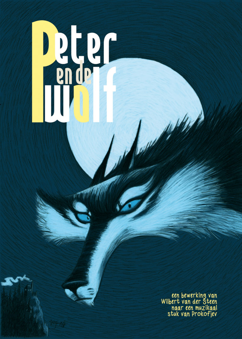 Peter en de wolf, een kortverhaal
