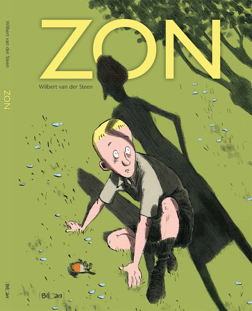 Award for graphic novel 'ZON'