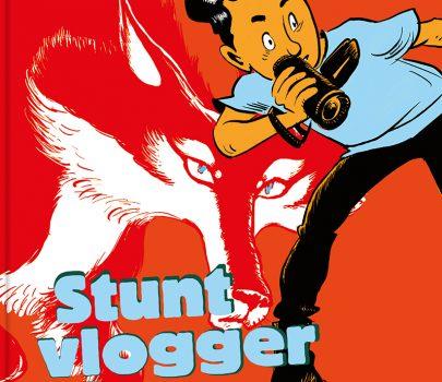 Stuntvlogger op de Tiplijst Kinderjury