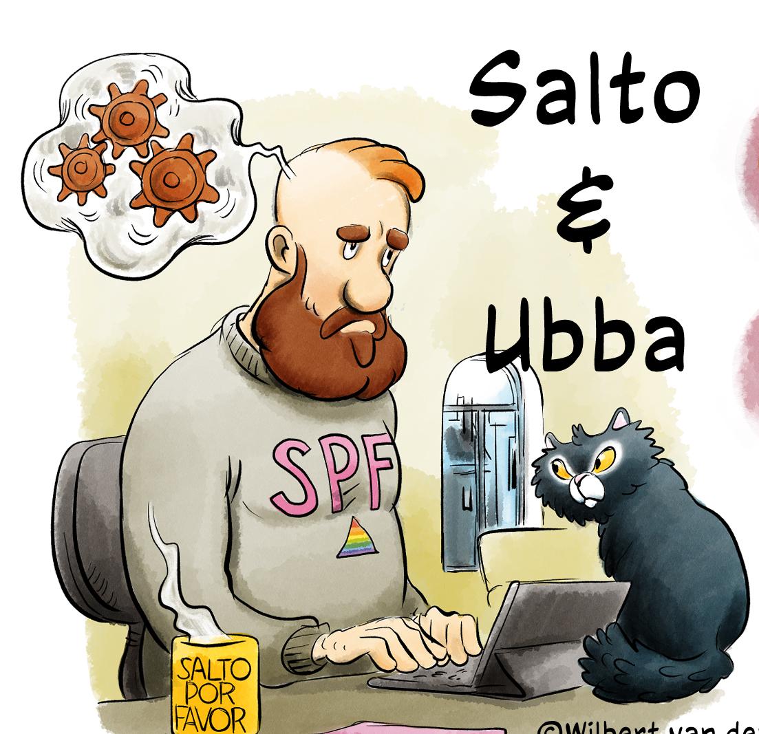 Wanneer is Salto & Ubba er?