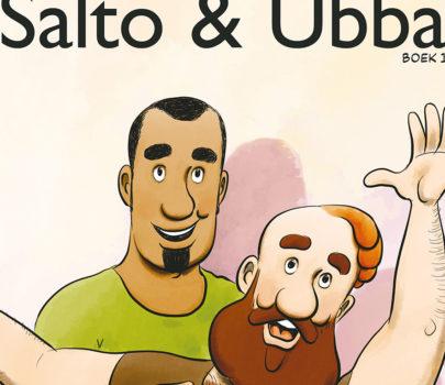 Salto & Ubba BOEK één
